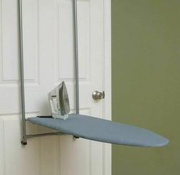Over The Door Ironing Board Storage Iron Holder Cover And Pa