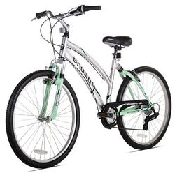 Northwoods Pomona Women's Dual Suspension Comfort Bike, 26-I