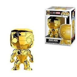 Funko POP! Marvel Studio's 10th Anniversary: Gold Chrome Iro