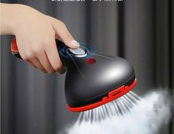 Portable Electric Steam Iron Handheld Fabric Clothes Laundry