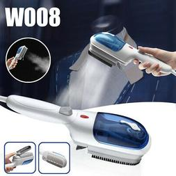 Portable Handheld Electric Iron Steam Brush Fabric Laundry C
