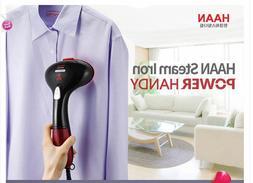HAAN Power Handy Steam Iron Sterilization Quick warm-up Comp