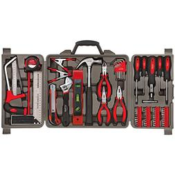 Apollo Tools DT0204 71 Piece Household Tool Kit with Most Re
