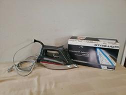 Rowenta Pro Master Xcel Steam Iron - Black  Model DW8270