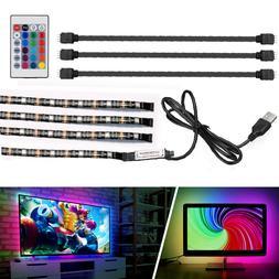 """60"""" LED TV Backlight Strip Lighting Kits for HDTV USB Powere"""