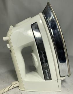 Rowenta Professional inox Steam Iron DE-831