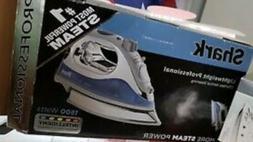 Shark Professional Verticle Steam, No Drip Iron.