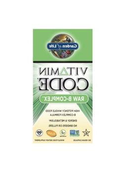 Garden of Life Iron Complex - Vitamin Code Raw Iron Whole Fo