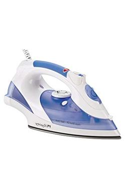 aBundle Registry Full-Size Anti-Drip 1200 watt Iron with Swi