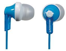 Panasonic RP-HJE120-A / RPHJE120A In-Ear Earbud Headphones,