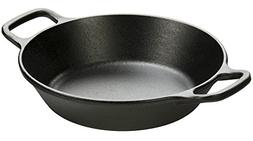 Lodge 8 Inch Round Cast Iron Pan w/Loop Handles