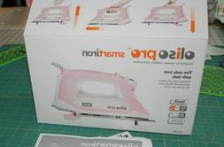Oliso Smart Iron TG1600 Pro 1800W iTouch Technology PINK LIM