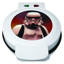 Star Wars Stormtrooper Waffle Maker- Star Wars Icon On Your