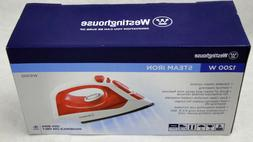 Westinghouse Steam Iron with 5.1 Ounce Water Tank, 1200 Watt
