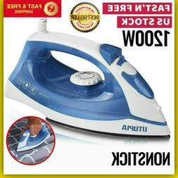 Steam Iron Clothes Travel Electric Press Garment Small Compa