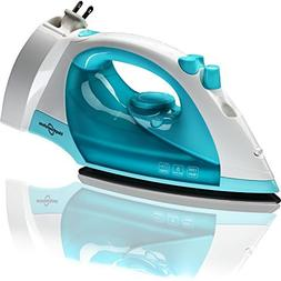 Hephaestus Steam Iron 1200 Watt Nonstick Teflon Soleplate Va