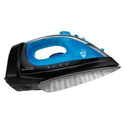 Sunbeam® Steam Master® Iron w/Retractable Cord, Blk/Blue G