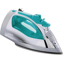 Sunbeam Steam Master Turbo Teal Iron with Retractable Cord 2