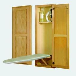 Hide Away Ironing Board SUP400 Oak Hideaway Iron Board