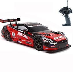 Super GT RC Sport Racing Drift Car, 1/16 Remote Control Car