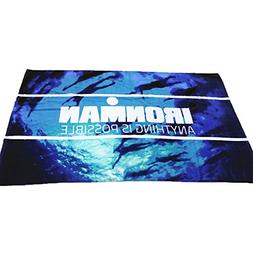IRONMAN Swim Beach Towel