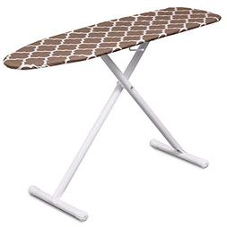 Mabel Home T-Leg Adjustable Height ironing Board with Light-