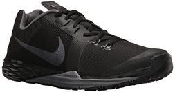 NIKE Men's Train Prime Iron DF Cross Training Shoe, Black/Me