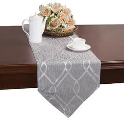 Valea Home 12 x 70 inch Trellis Table Runner Wedding Banquet