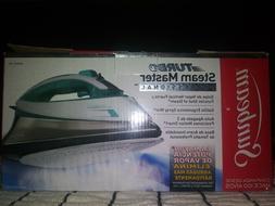 Sunbeam TURBO Steam Master - PROFESSIONAL