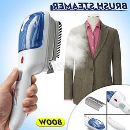 US Clothes Portable Steam Iron Handheld Fabric Laundry Steam