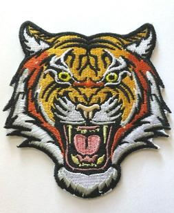 USA saler BENGAL TIGER iron-on PATCH  3 x 3.2 inches tall#37
