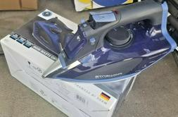 USED Rowenta DW5192 Pro Steam Iron Stainless Steel Soleplate