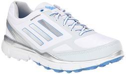 adidas Women's W Adizero Sport III Golf Shoe, Running White/