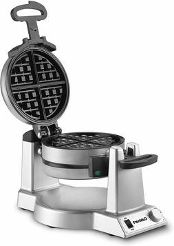 Cuisinart WAF-F20 Stainless Steel Flip Double Belgian Waffle