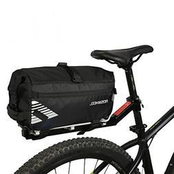 Waterproof Bike Bag Bicycle Saddle Bag Cycling Mountain Back