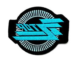 Aruno maison zz top Rock Band Punk DIY Iron Sew On Embroider
